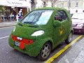 Green car for the world