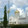 ๏~* Mosque in Brunei *~๏‏